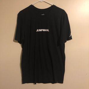 Jordan Brand Jumpan/23Black Tee